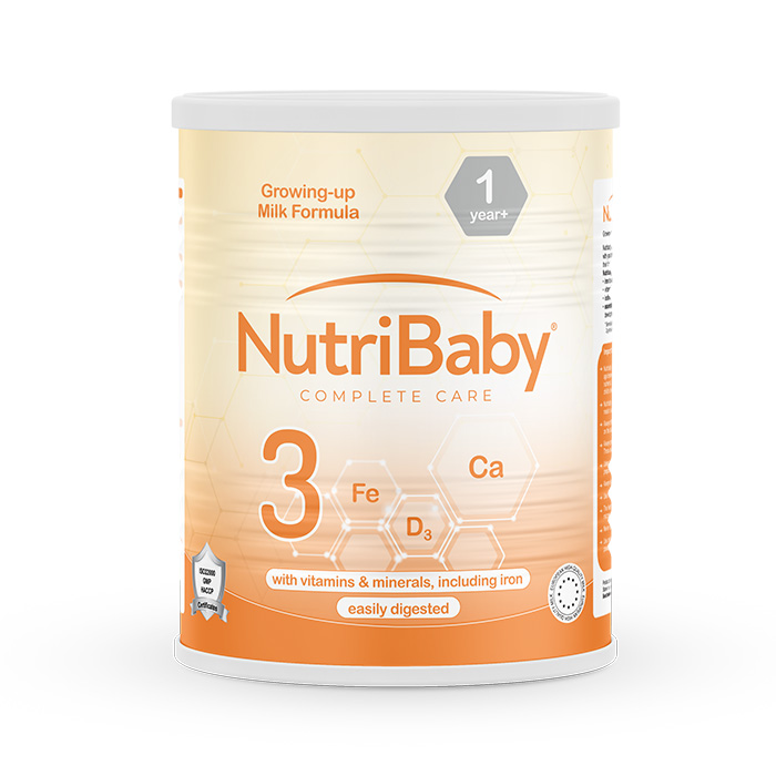 NutriBaby 3 Complete Care Growing-up formula